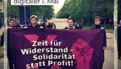 Archiv: 1. MAi-Demo in Rostock 2019